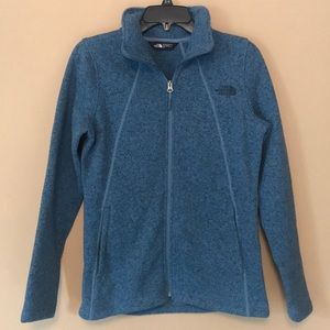 The North Face Women's Crescent Jacket Blue Small